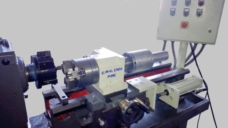 Polygon Turning Attachment With Collet Chuck